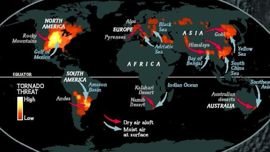 Tornados en Argentina: la verdad